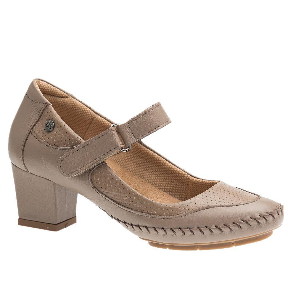 Sapato-Feminino-em-Couro-Fendi-789-Doctor-Shoes-Bege-35