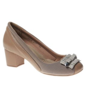 Sapato-Feminino-Joanete-em-Couro-Amendoa-Techprene-Bege-Off-White-277--Doctor-Shoes-Caramelo-35