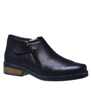 Botina--Masculina--Urbana-Gel-Anatomico-em-Couro-Preto-Floater-8825--Doctor-Shoes-Preto-39