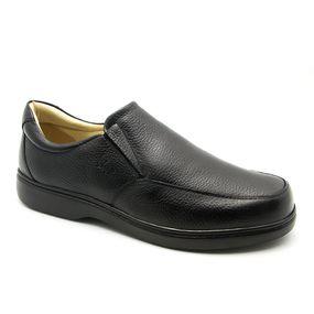 Sapato-Masculino-em-Couro-Floater-Preto-412--Doctor-Shoes-Preto-37