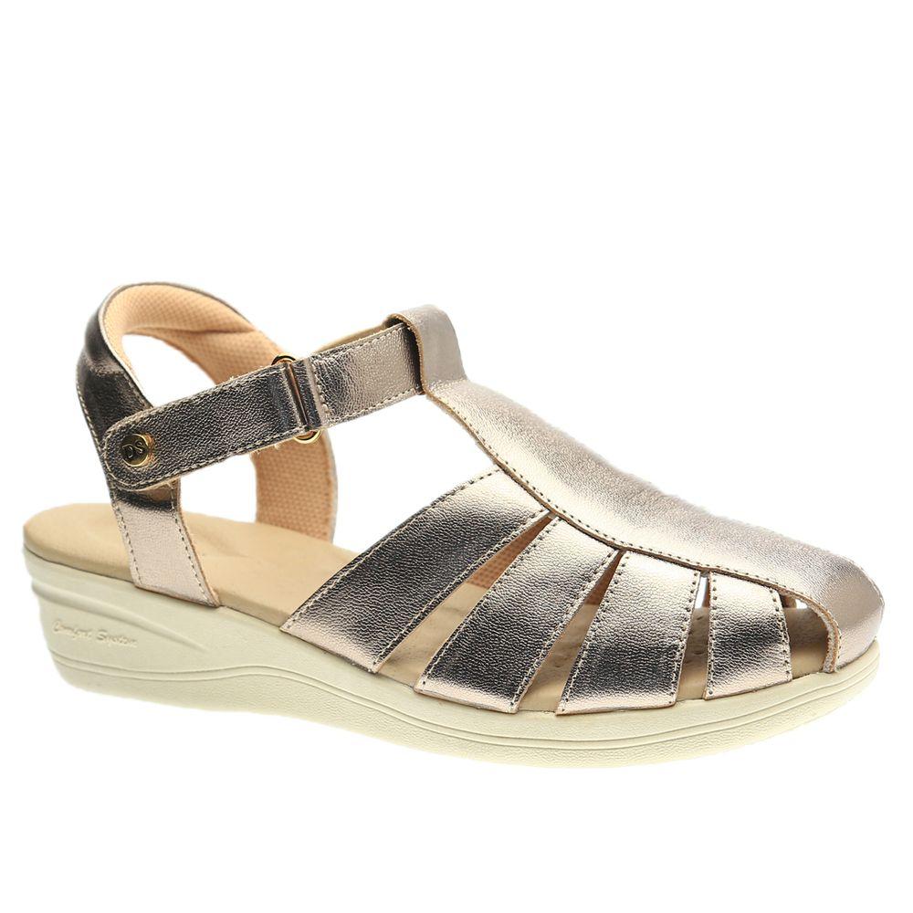 Sandalia-Feminina-Esporao-em-Couro-Metalic-7803-Doctor-Shoes-Bronze-34