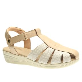 Sandalia-Feminina-Esporao-em-Couro-Roma-Ostra-Cocro-Off-White-7803-Doctor-Shoes-Bege-35