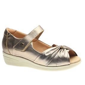 Sandalia-Feminina-Esporao-em-Couro-Metalic-7878--Doctor-Shoes-Bronze-35