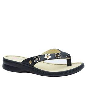 Chinelo-Feminino-em-Couro-Preto-verniz-Preto-Glace-359-Doctor-Shoes-Preto-35