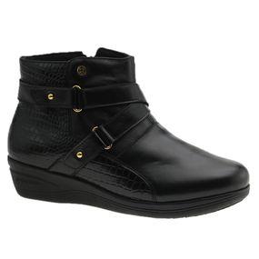Bota-Feminina-em-Couro-Roma-Preto-Croco-Preto-165--Doctor-Shoes-Preto-36