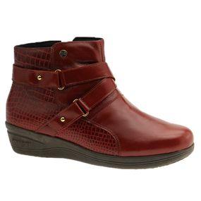 Bota-Feminina-em-Couro-Vermelho-Croco-Vermelho-165-Doctor-Shoes-Vermelho-34