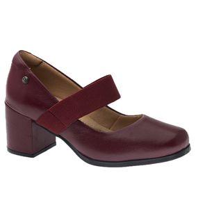 Sapato-Feminino-em-Couro-Amora-1371-Doctor-Shoes-Vermelho-34