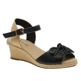 Sandalia-Anabela-em-Couro-Preto-Forro-Bege-661--Doctor-Shoes-Preto-35
