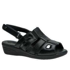 Sandalia-Feminina-Esporao-em-Couro-Roma-Preto-Serpente-Preto-7804--Doctor-Shoes-Preto-35
