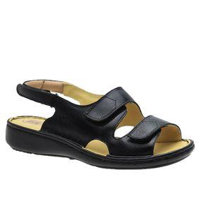 Sandalia-Feminina-em-Couro-Roma-Preto-295B--Doctor-Shoes-Preto-35