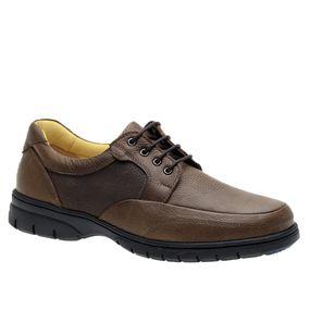 Sapato-Masculino-em-Couro-Graxo-Cafe-1800-Doctor-Shoes-Cafe-40