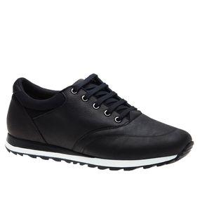 Sapatenis-Masculino-em-Couro-Graxo-Preto-4060-Doctor-Shoes-Preto-38