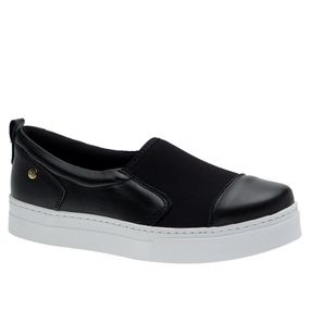 Tenis-Feminino-Slip-On-em-Couro-Roma-Preto-Techprene-Preto-1468-Doctor-Shoes-Preto-35