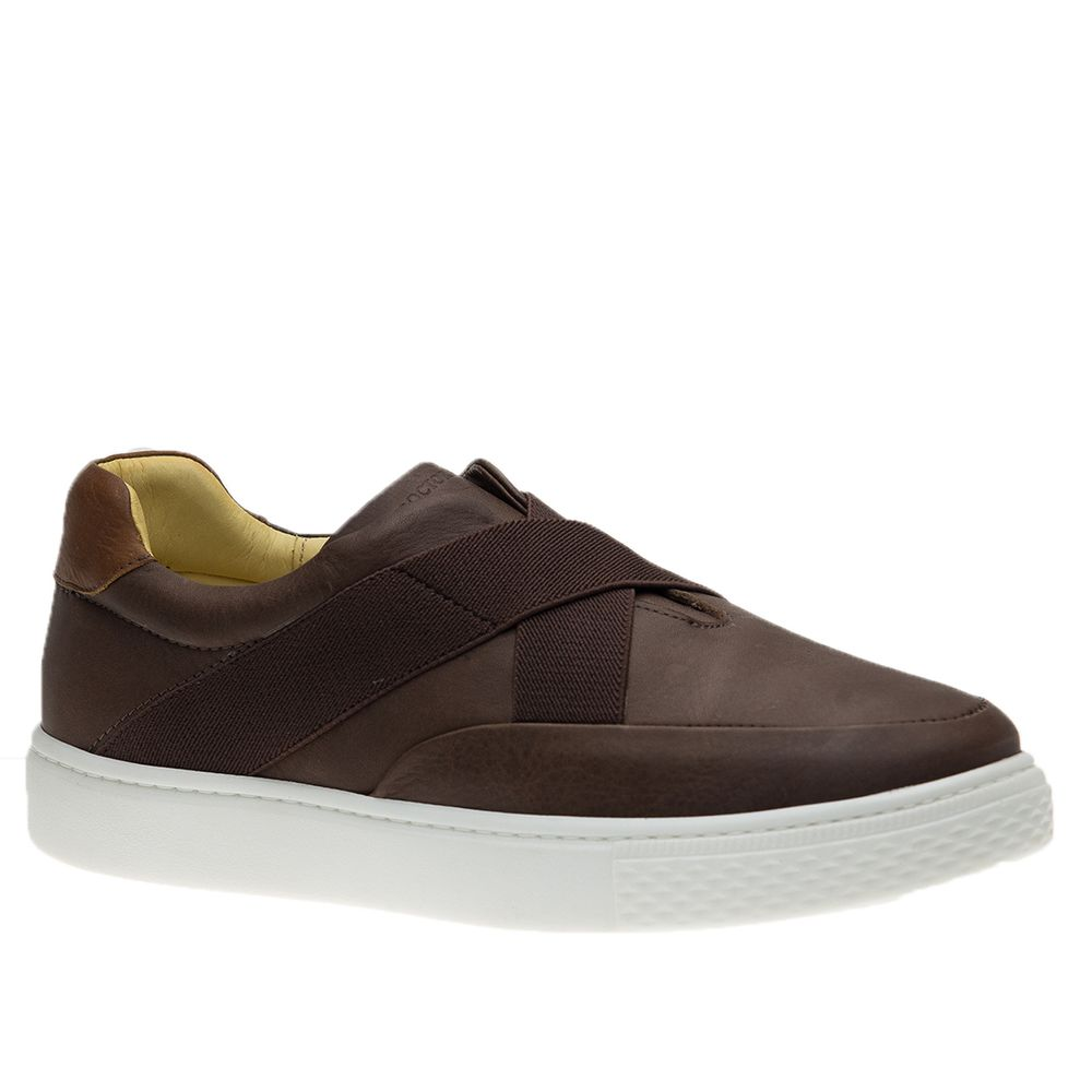 Tenis-Masculino-Slip-On-em-Couro-Graxo-Cafe-Conhaque-2192--Doctor-Shoes-Cafe-37