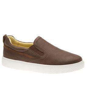 Tenis-Masculino-Slip-On-em-Couro-Graxo-Cafe-Conhaque-2191-Doctor-Shoes-Cafe-38