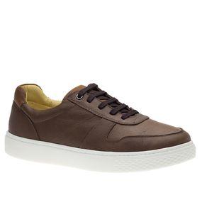 Tenis-Masculino-em-Couro-Graxo-Cafe-Conhaque-2193-Doctor-Shoes-Cafe-43