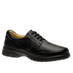 Sapato-Masculino-em-Couro-Floater-Preto-1799-Elastico--Doctor-Shoes-Preto-37