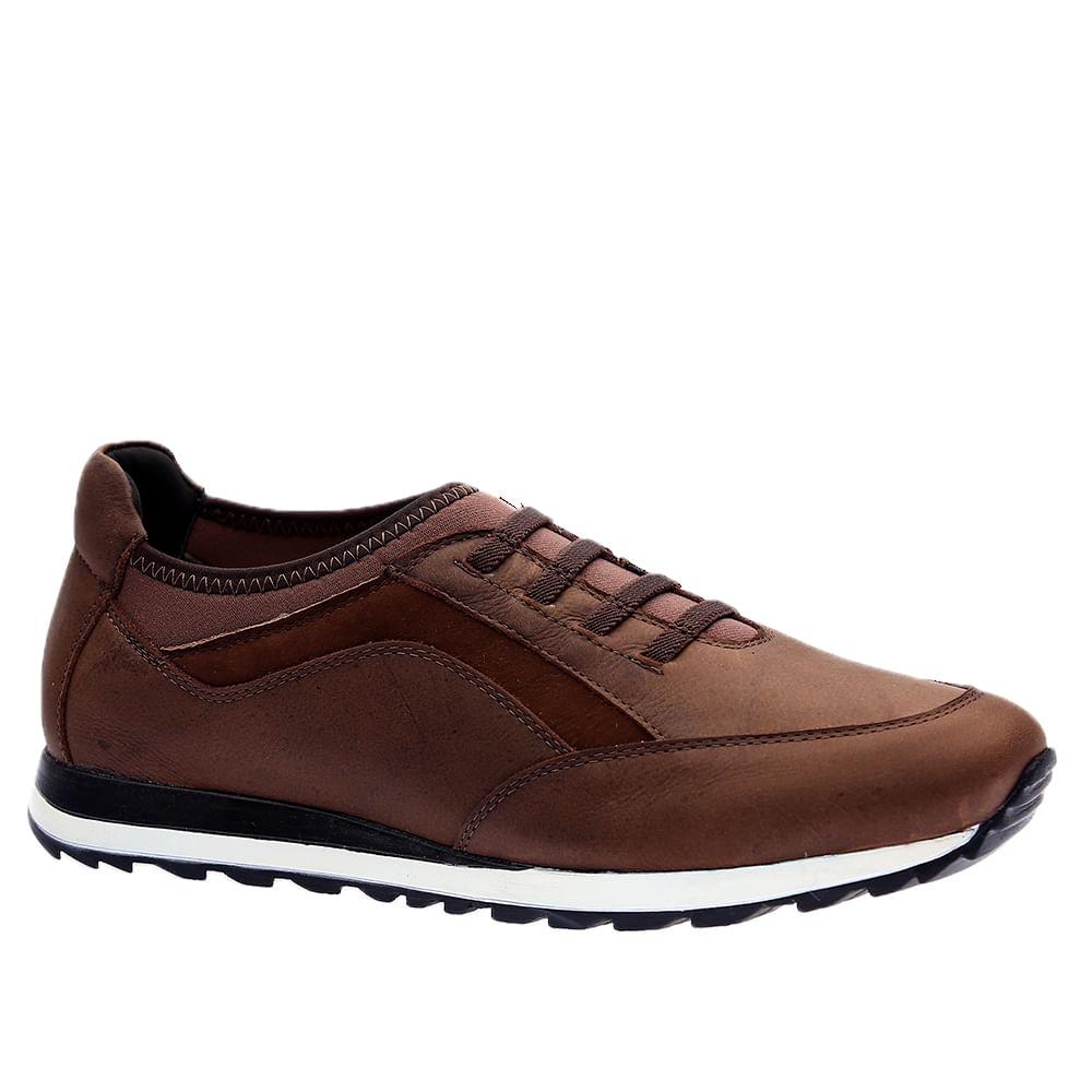 Sapatenis-Masculino-em-Couro-Graxo-Cafe-Techprene-Marrom-4063-Doctor-Shoes-Cafe-37