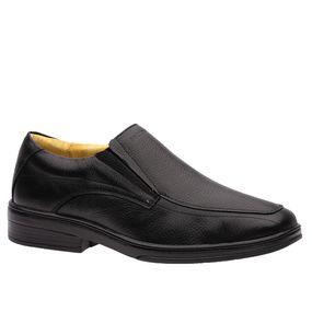 Sapato-Masculino-em-Couro-Floater-Preto-917-Doctor-Shoes-Preto-38