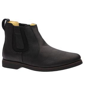 Botina-Masculina-Gel-Anatomica-em-Couro-Graxo-Preto-8613-Doctor-Shoes-Preto-38