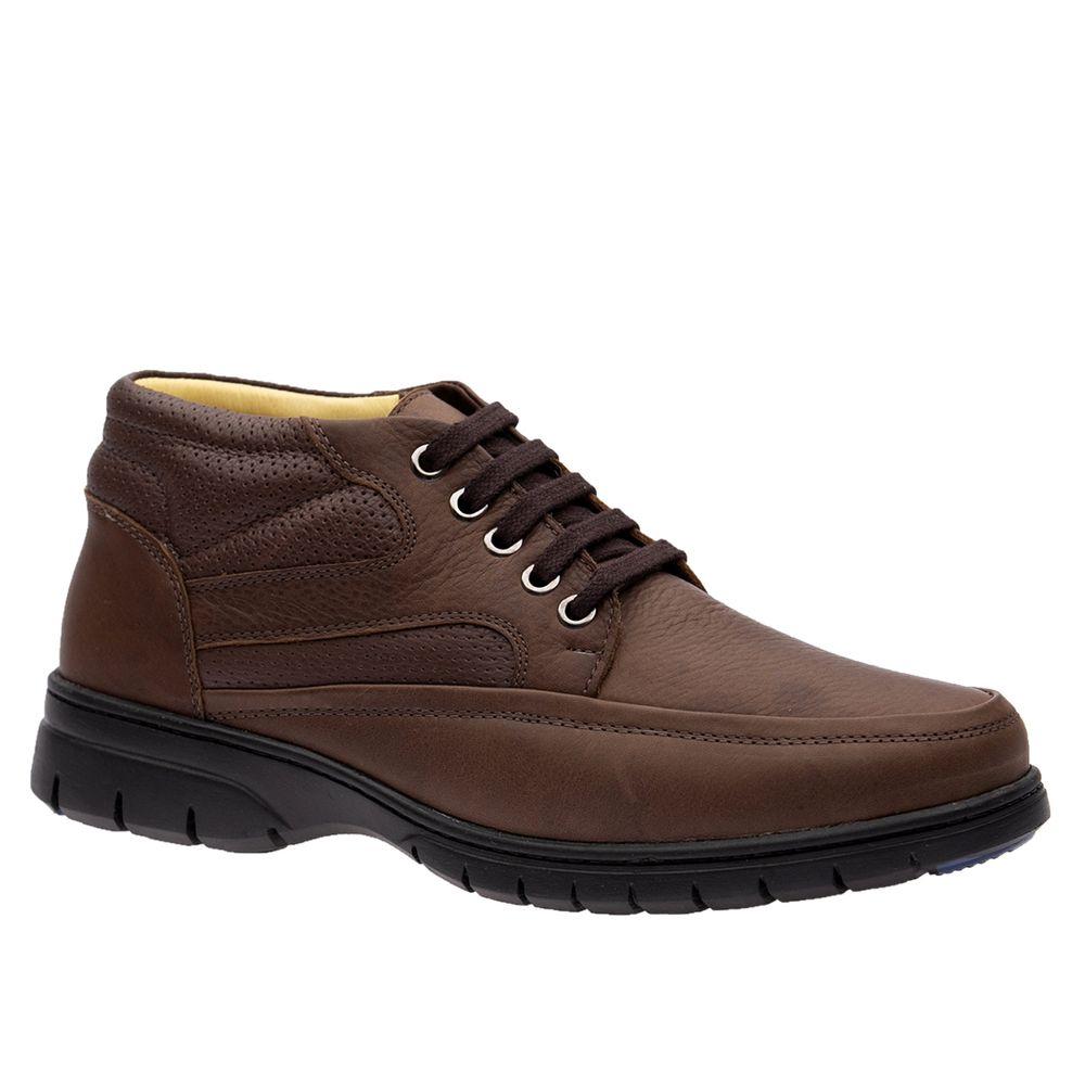 Botinha-Masculina--em-Couro-Graxo-Cafe-Floater-Cafe-8850-Doctor-Shoes-Marrom-37