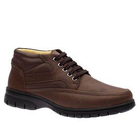 Botinha-Masculina--em-Couro-Graxo-Cafe-Floater-Cafe-8850-Doctor-Shoes-Marrom-38