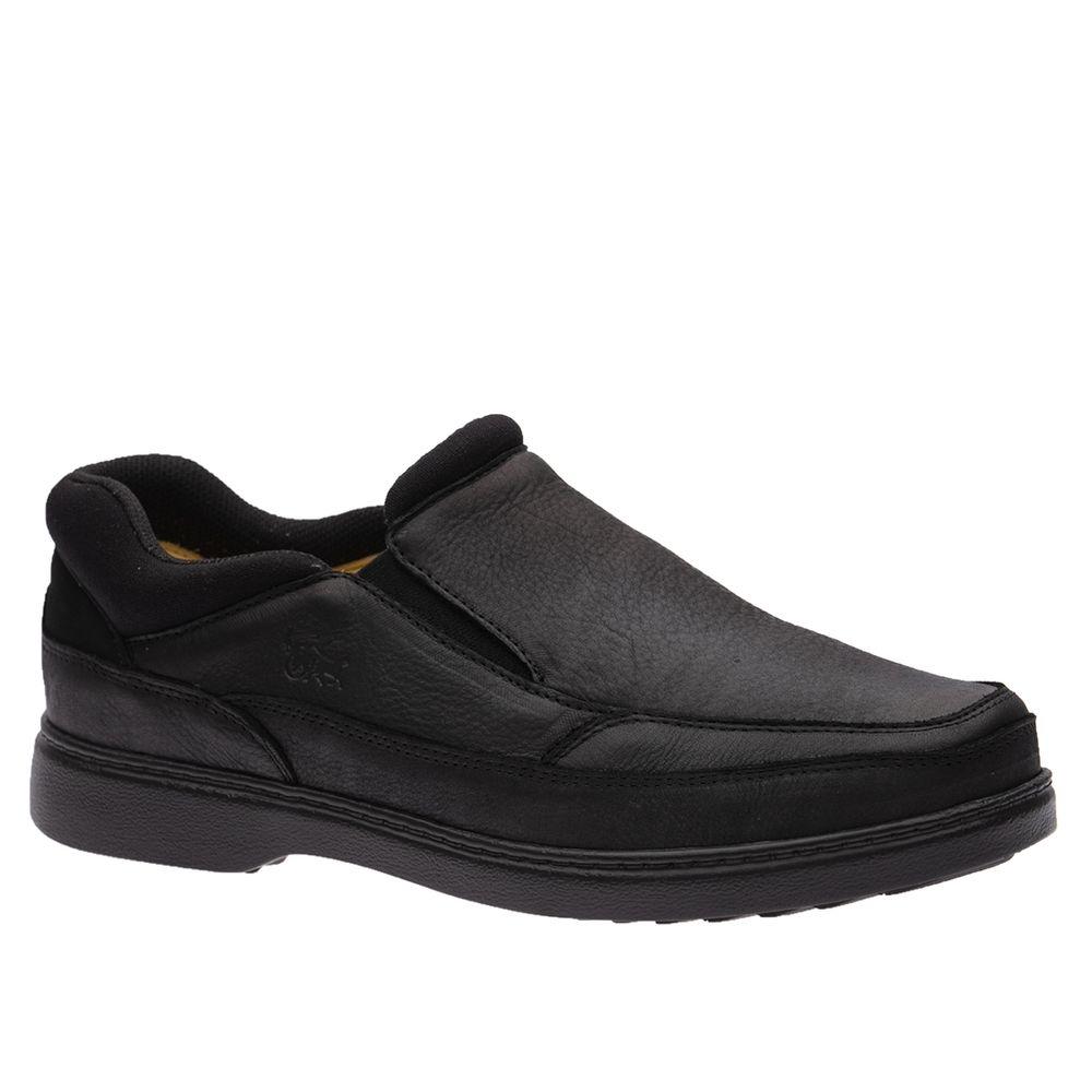 Sapato-Masculino-em-Couro-Graxo-Preto-418-Doctor-Shoes-Preto-37