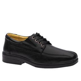 Sapato-Masculino-em-Couro-Floater-Preto-918-Doctor-Shoes-Preto-37