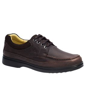 Sapato-Masculino-em-Couro-Graxo-Chocolate-417-Doctor-Shoes-Marrom-37