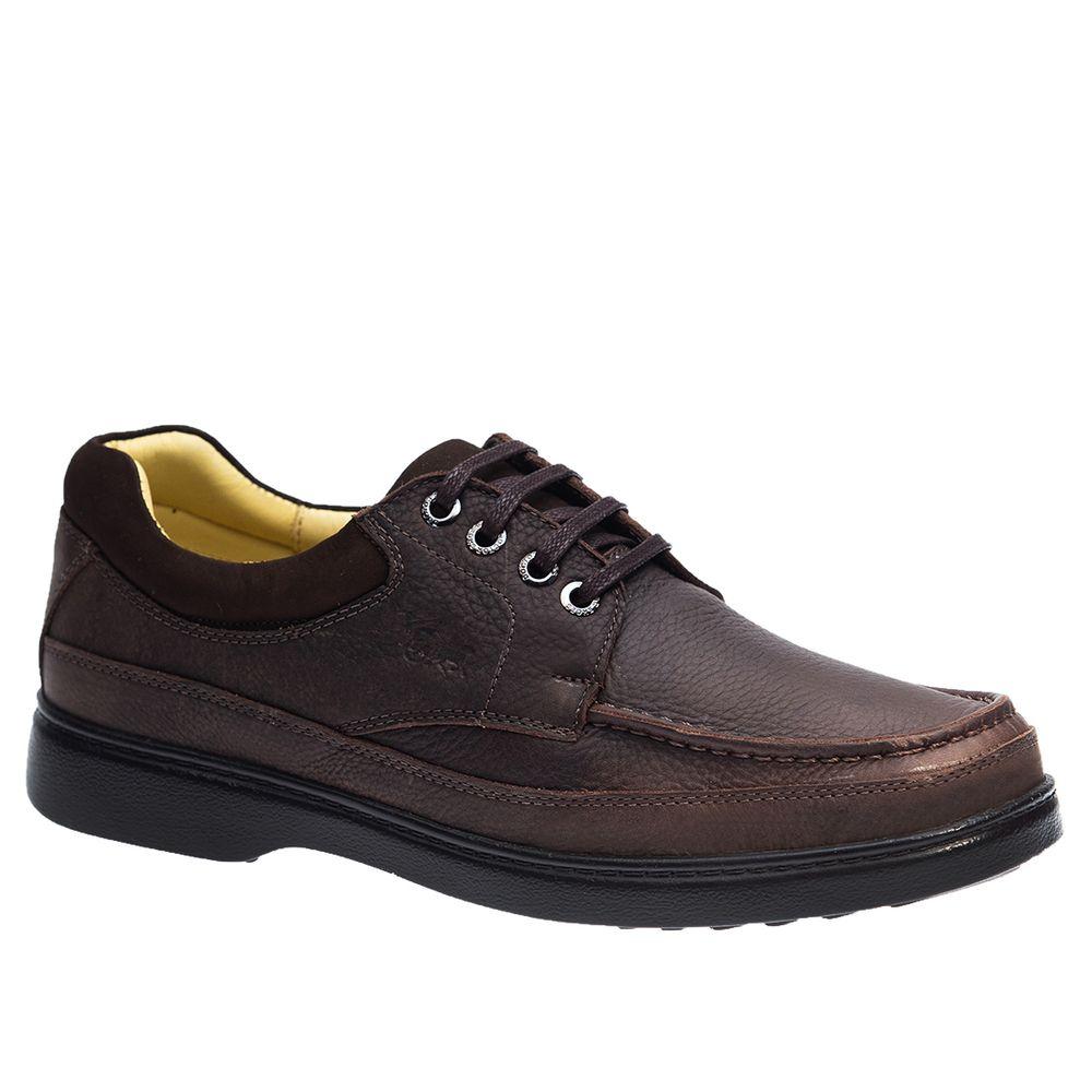 Sapato-Masculino-em-Couro-Graxo-Chocolate-417-Doctor-Shoes-Marrom-41