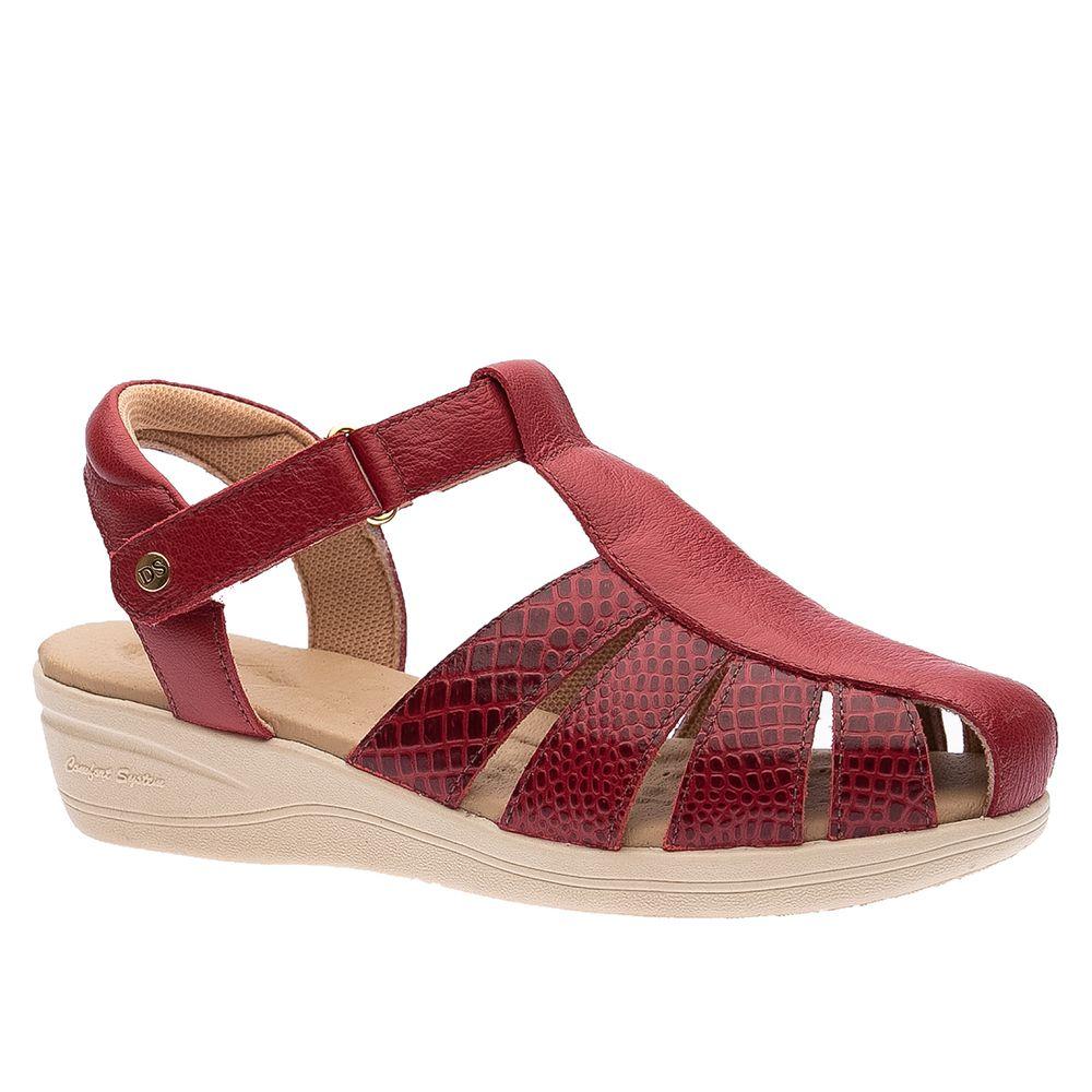 Sandalia-Feminina-Esporao-em-Couro-Framboesa-Croco-Vermelho-7803-Doctor-Shoes-Vermelho-34
