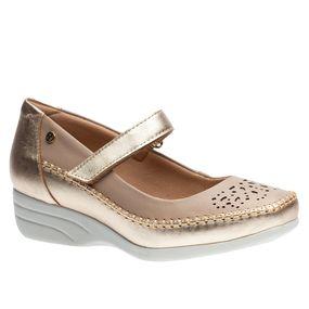 Sapato-Feminino-Anabela-em-Couro-Glace-Amendoa-3139--Doctor-Shoes-Bronze-38