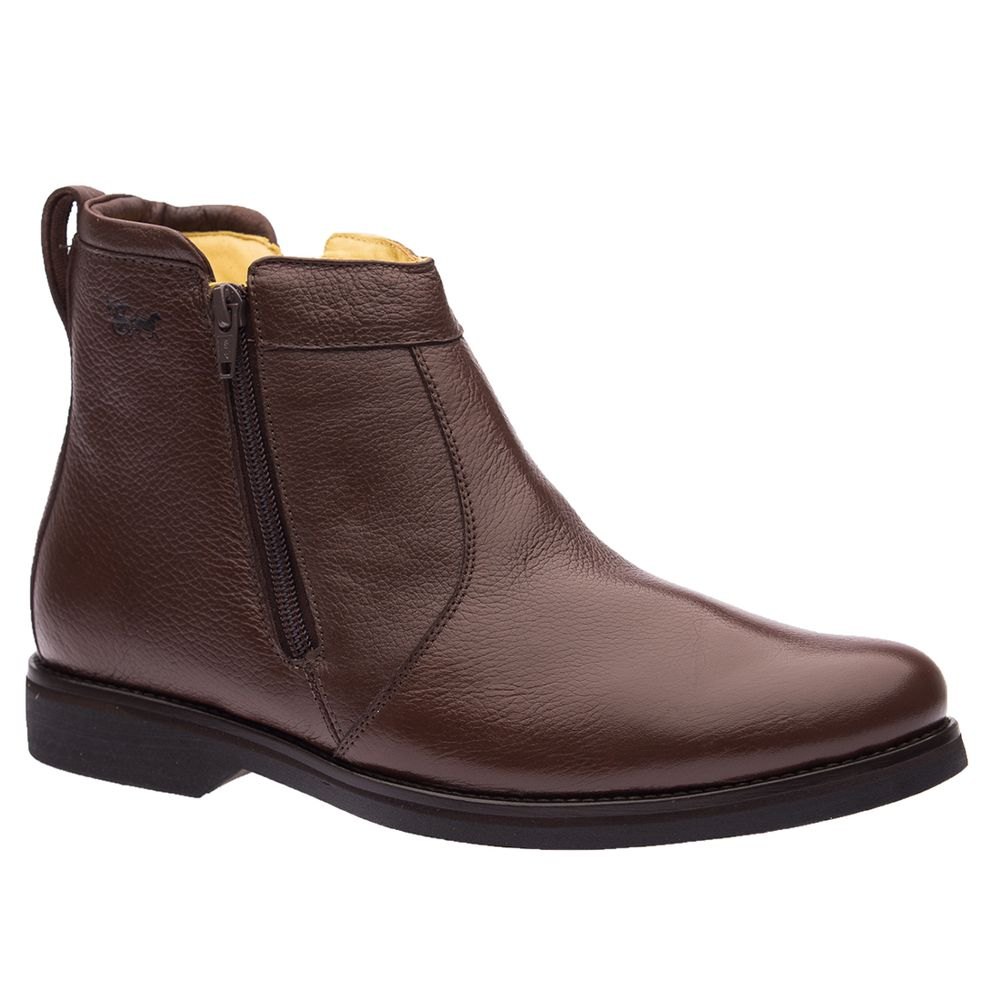 Botina-Masculina-Gel-Anatomica-em-Couro-Floater-Cafe-8612-Doctor-Shoes-Cafe-39