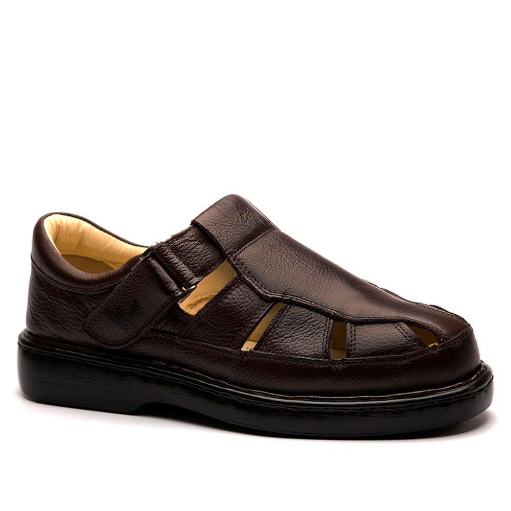 Sandalia-Masculina-320-em-Couro-Floater-Cafe-Doctor-Shoes-Cafe-37