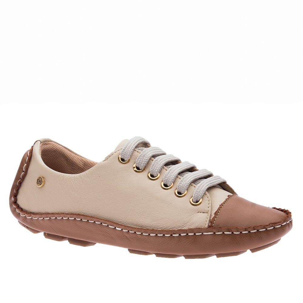 Tenis-Feminino-Driver-em-Couro-Roma-Ambar-Marfim-1440-Doctor-Shoes-Caramelo-39