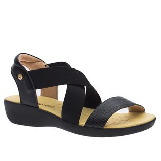 Sandalia-Anabela-em-Couro-Croco-Preto-Roma-Preto-112-Doctor-Shoes-Preto-34