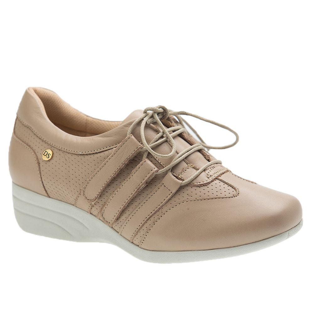 Sapato-Feminino-Anabela-em-Couro-Roma-Amendoa-3149-Doctor-Shoes-Bege-35