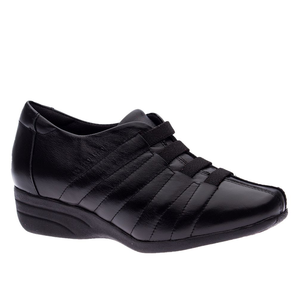Sapato-Feminino-Anabela-em-Couro-Roma-Preto-3150-Doctor-Shoes-Preto-34