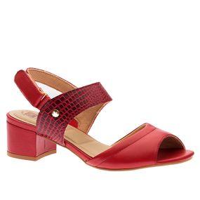 Sandalia-Feminina-em-Couro-Roma-Vermelho-Croco-Vermelho-1490--Doctor-Shoes-Vermelho-34