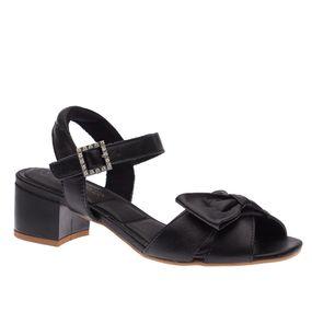Sandalia-Feminina-em-Couro-Roma-Preto-1494--Doctor-Shoes-Preto-34