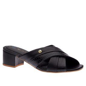 Tamanco-Feminino-em-Couro-Croco-Preto-1492-Doctor-Shoes-Preto-34