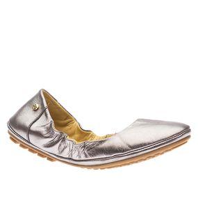 Sapatilha-Feminina-com-Elastico-Metalizado-Inox-1179-Doctor-Shoes-Bronze-35