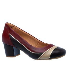 Sapato-Feminino-289-em-Couro-Cafe-Amora-Ostra-Metalizado-Glace-Doctor-Shoes-Cafe-34