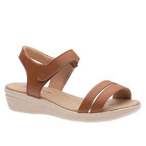 Sandalia-Feminina-Anabela-em-Couro-Roma-Caramelo-Glace-180--Doctor-Shoes-Caramelo-34