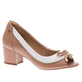 Peep-Toe-Feminino-em-Couro-Roma-Nude-Branco-1506-Doctor-Shoes-Rose-35