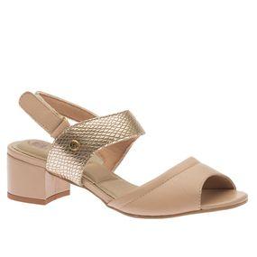 Sandalia-Feminina-em-Couro-Roma-Bistro-Ouro-1490--Doctor-Shoes-Bege-34