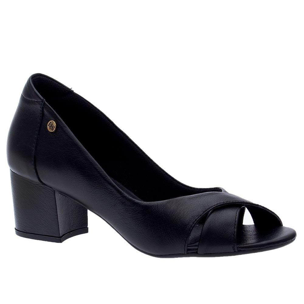 Peep-Toe-Feminino-em-Couro-Roma-Preto-1508-Doctor-Shoes-Preto-34