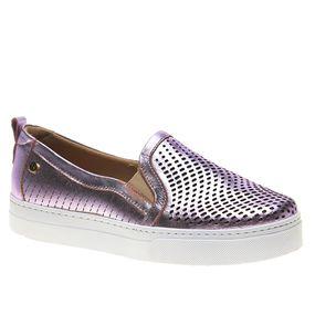 Tenis-Feminino-Slip-On-em-Couro-Metalizado-Rose-1467-Doctor-Shoes-Rose-34
