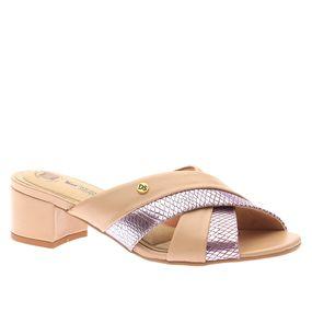 Tamanco-Feminino-em-Couro-Metalizado--Rose-Roma-Bistro-1492-Doctor-Shoes-Bege-34