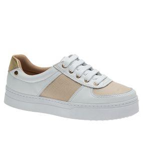 Tenis-Feminino-em-Couro-Roma-Branco-Saffiano-Marfim-Dourado-1469-Doctor-Shoes-Branco-34